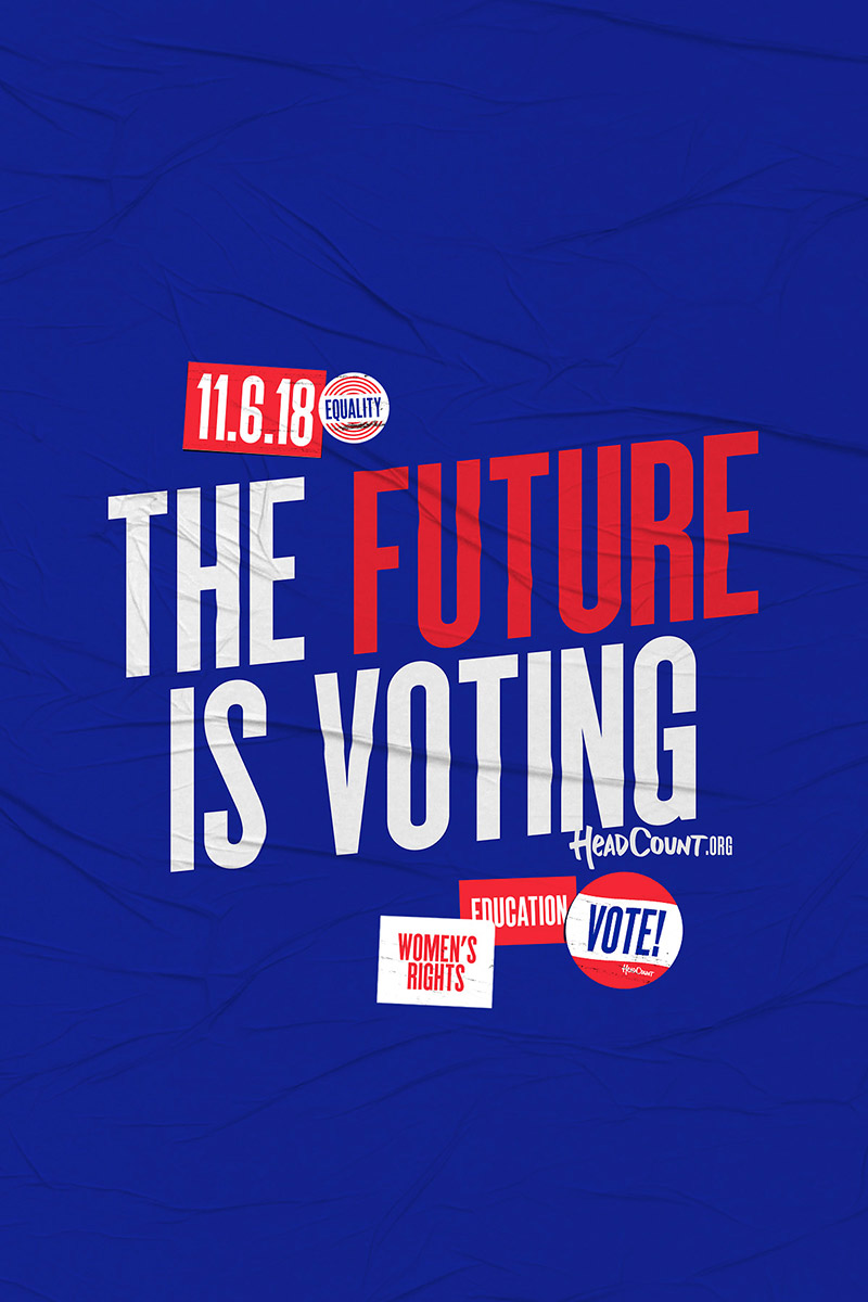 The Future is Voting
