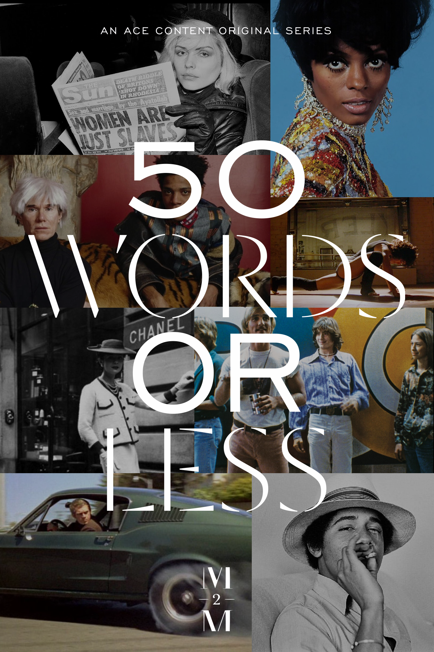 50 WORDS OR LESS